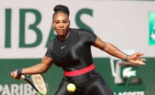 Serena Williams, le 29 mai 2018 à Roland-Garros.