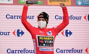 Primoz Roglic remporte la Vuelta pour la deuxième année consécutive.