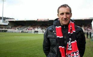 Coco Michel restera le premier supporter de l'En Avant de Guingamp.