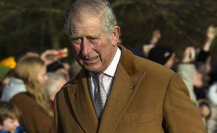 Le prince Charles à King's Lynn, au Royaume-Uni