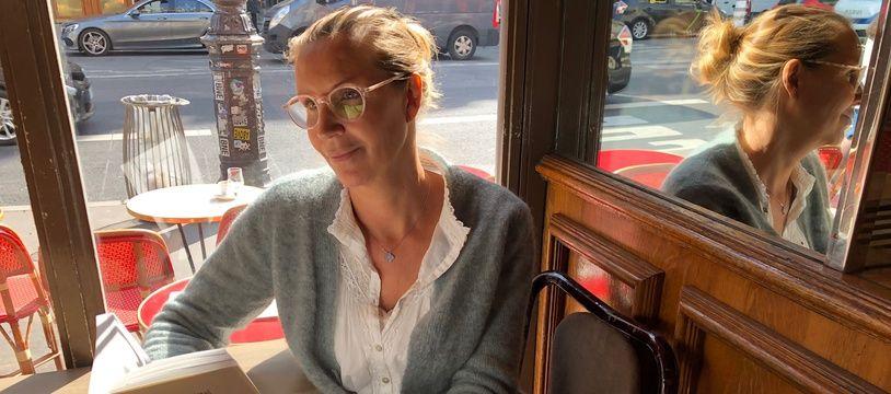 Olivia Knittel a mis trois ans avant d'accoucher de sa fille, à 41 ans, après plusieurs FIV en France et en Belgique.