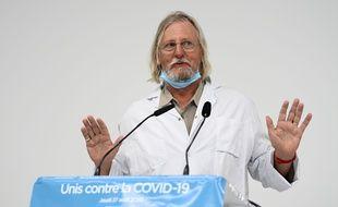 Didier Raoult est le directeur de l'IHU