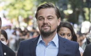 L'acteurLeonardo DiCaprio