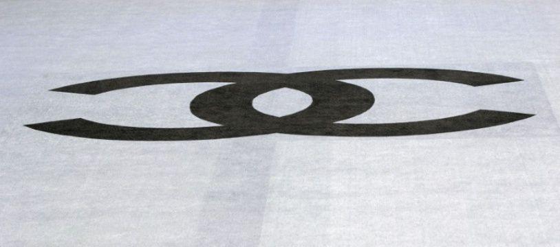 Le logo de la maison Chanel