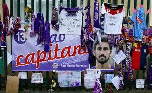 Le centre d'entraînement de la Fiorentina va être rebaptisé du nom de Davide Astori, décédé le 4 mars 2018.