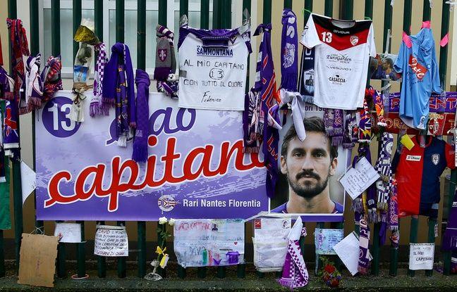 Fiorentina: Le centre d'entraînement rebaptisé du nom de Davide Astori