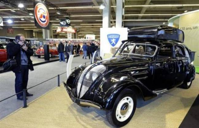 les voitures centenaires nergie nouvelle vedettes du