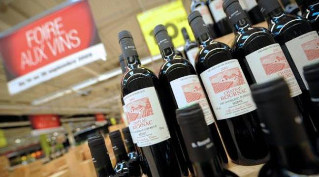 foire aux vins comment choisir son vin en grande surface. Black Bedroom Furniture Sets. Home Design Ideas
