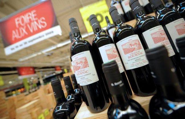 Foire aux vins comment choisir son vin en grande surface - Comment desherber une grande surface ...