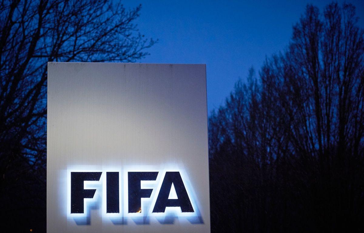 Le siège de la Fifa à Zurich, le 16 février 2016. – MICHAEL BUHOLZER / AFP