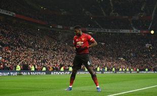Paul Pogba, le 19 janvier 2019.