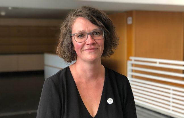 Marlène Collineau, adjointe au maire en charge de la santé.