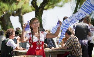 Marie-Anne Chazel campe la mairesse du village fictif de Jiscalosse dans «Deutsch-les-Landes».