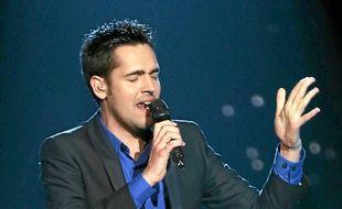 Yoann (à gauche) a chanté dans la chorale gospel d'Emmanuel.