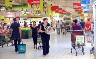 Les prix des produits alimentaires ont eu tendance à repartir à la hausse dans la grande distribution en 2011, suivant la progression des prix des matières premières, une évolution rarement répercutée sur les prix lorsqu'elle repart à la baisse.