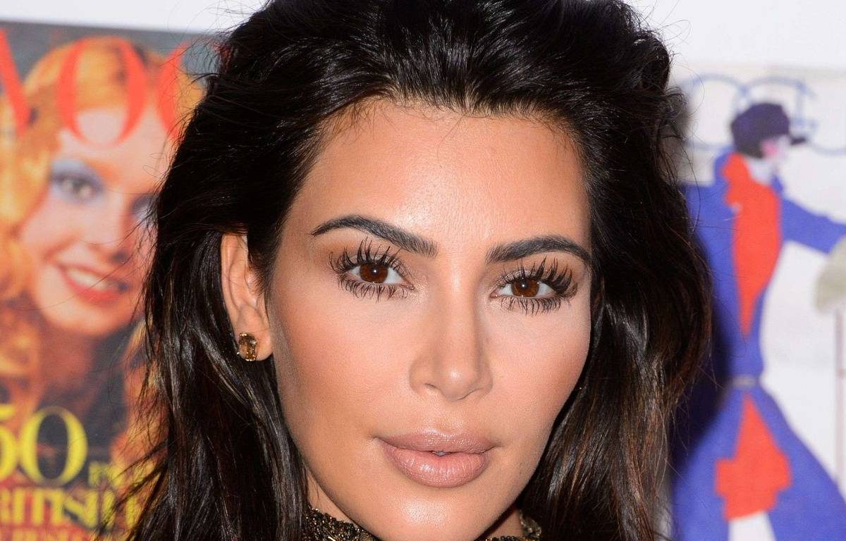 Kim Kardashian à un dîner de gala, à Londres, le 23 mai 2016. – Jonathan Hordle/Shutter/SIPA