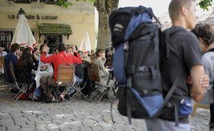 Tourisme et restauration. Les restaurants ont vus leur clients du midi diminuer. Seuls les bateaux ont tirés leur épingles du jeux. Le 07 09 208