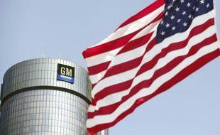 Le siège mondial du groupe automobile General Motors à Detroit, dans le Michigan, le 17 septembre 2015