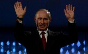 Vladimir Poutine le 16 mars 2014 à Sotchi