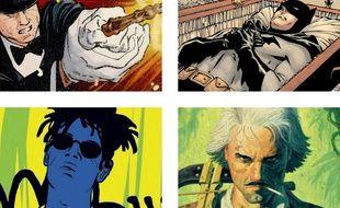 The Magic order, Batman, Basquiat et Zaroff