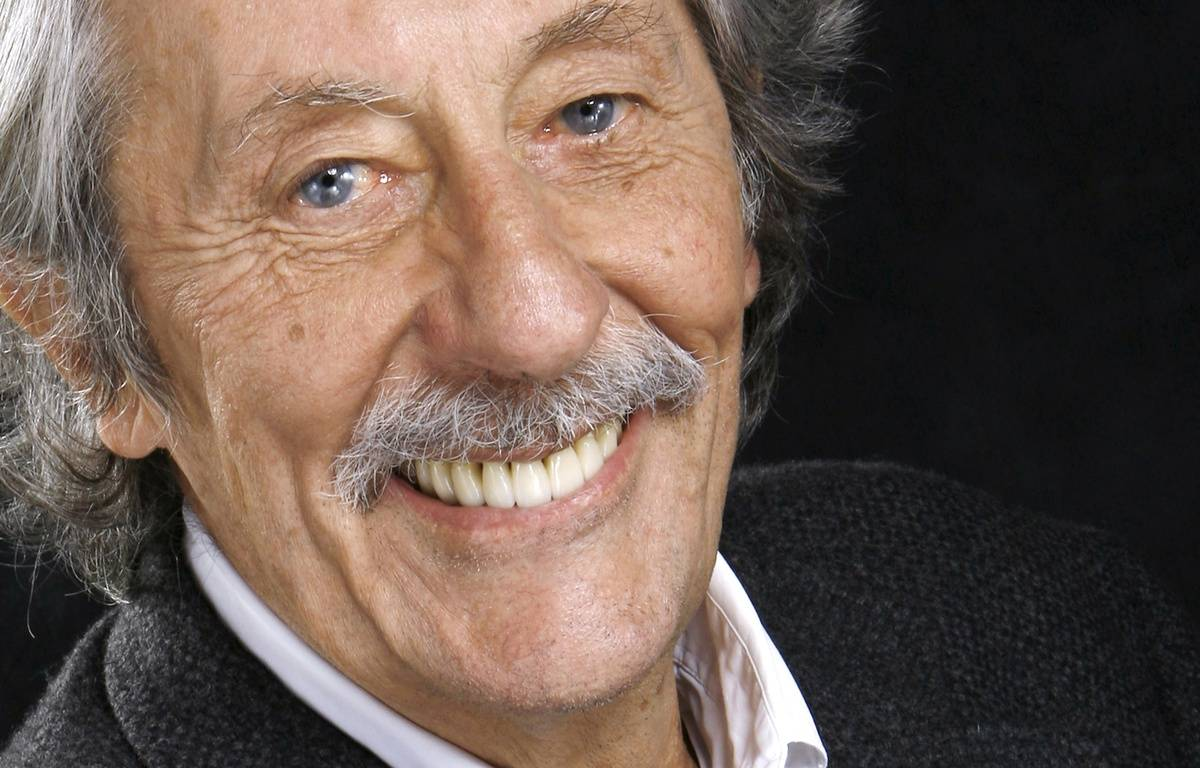 FRANCE - NOVEMBER 09:  Close-up of Jean Rochefort in Paris, France on November 09, 2006.  (Photo by Frederic SOULOY/Gamma-Rapho via Getty Images) – Frederic SOULOY/Gamma-Rapho via Getty Images