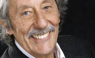 FRANCE - NOVEMBER 09:  Close-up of Jean Rochefort in Paris, France on November 09, 2006.  (Photo by Frederic SOULOY/Gamma-Rapho via Getty Images)
