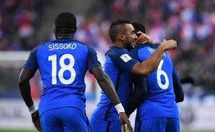 Payet, Sissoko et Pogba