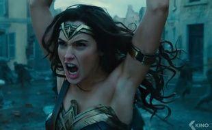 Le nouveau trailer de Wonder Woman
