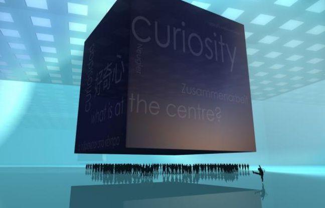 Curiosity, du studio de Peter Molyneux 22Cans.