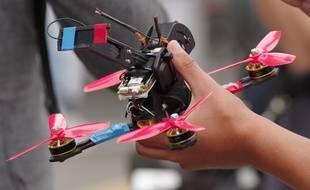 Un conducteur de drone a été condamné pour avoir blessé une femme