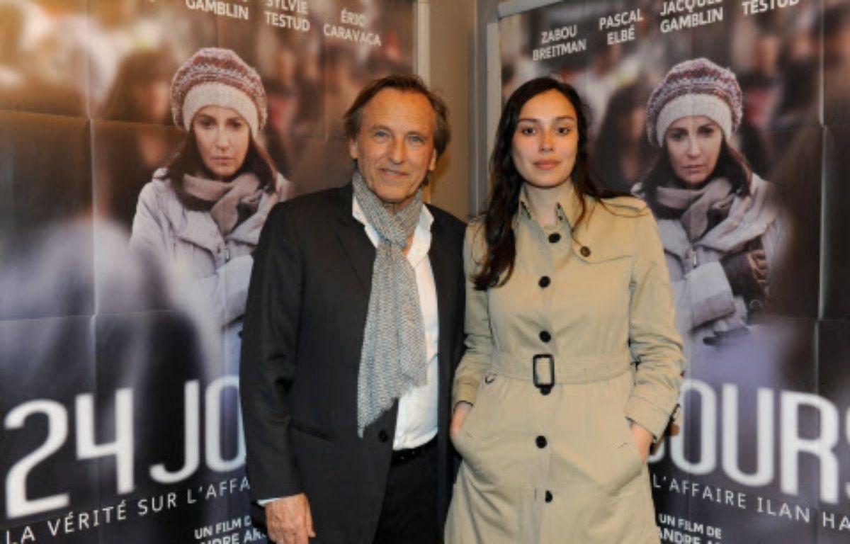 La première avant-première du film de Alexandre Arcady sur les Champs-Elysées, le 20 mars 2014. – LICHTFELD EREZ/SIPA
