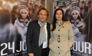 La première avant-première du film de Alexandre Arcady sur les Champs-Elysées, le 20 mars 2014.