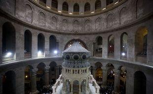 Le tombeau de Jésus Christ à Jérusalem