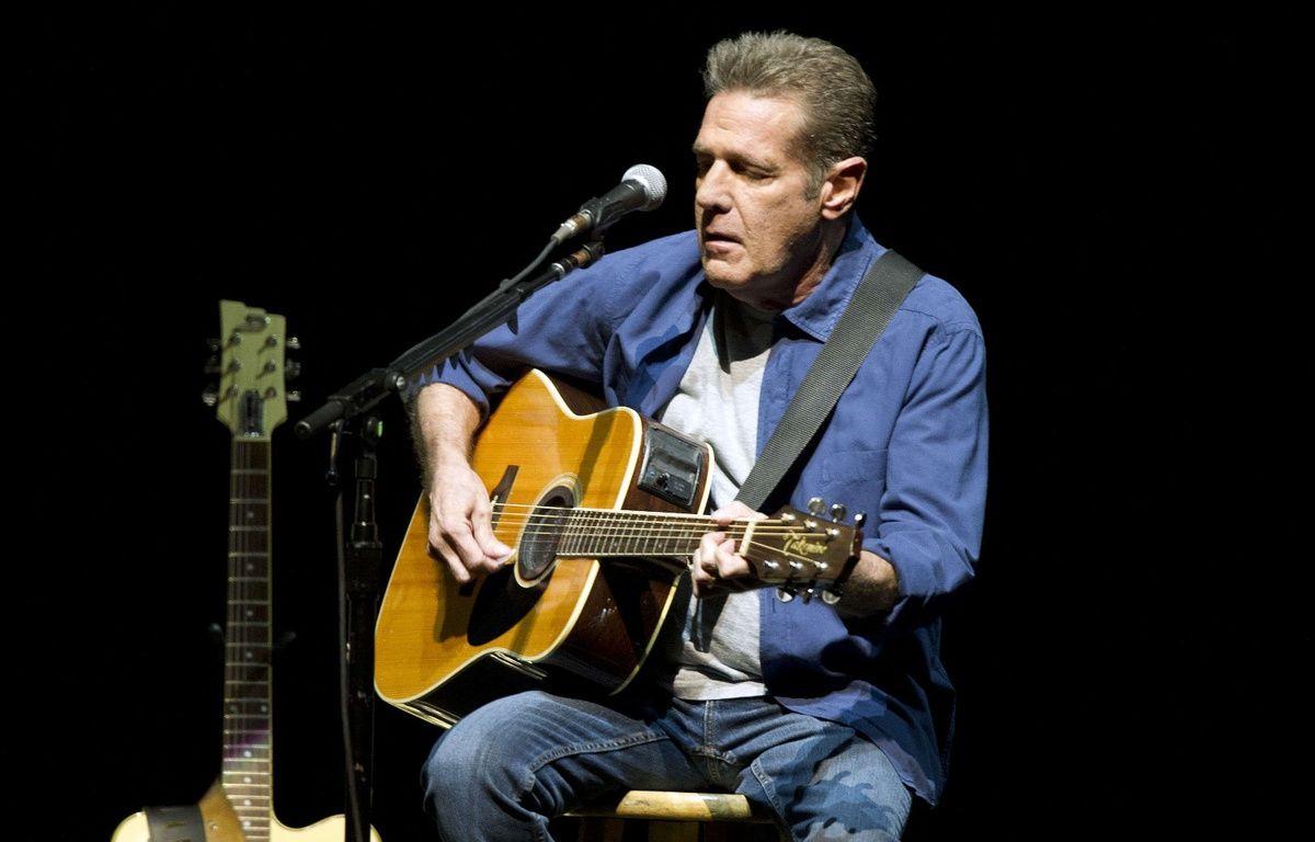 Le guitariste du groupe Eagles, Glenn Frey, ici en 2014, est décédé le 18 janvier 2015. – WENN.COM/AP/SIPA