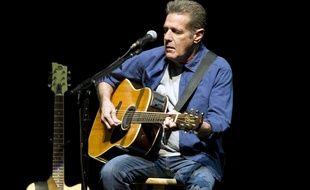 Le guitariste du groupe Eagles, Glenn Frey, ici en 2014, est décédé le 18 janvier 2015.