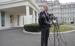 Le sénateur républicain Lindsey Graham a déjeuné avec Donald Trump pour parler du retrait des troupes américaines de Syrie.