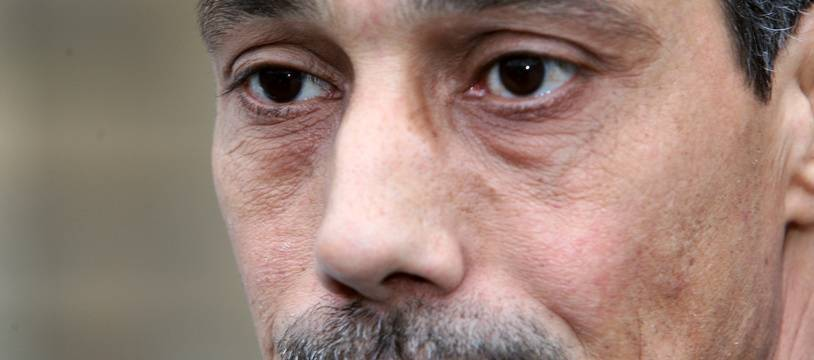 Paris, le 1er décembre 2008. Omar Raddad réclame la révision de son procès pour le «meurtre» de Ghislaine Marchal sur la base de nouvelles expertises ADN