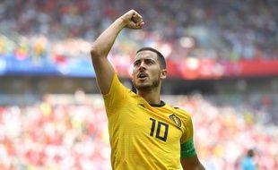 Comme Lukaku, Hazard s'offre un doublé face à la Tunisie