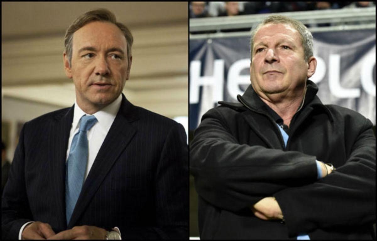 Frank Underwood et Rolland Courbis, profession manipulateurs. – Montage 20 minutes