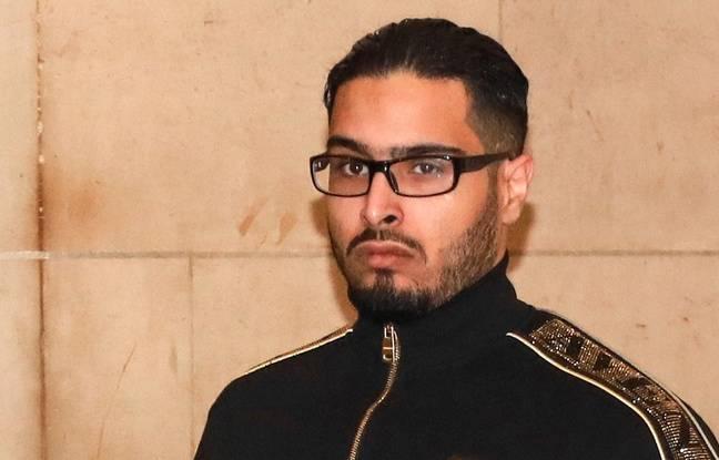 Jawad Bendaoud, le 25 mars 2019 lors de son procès à Paris.
