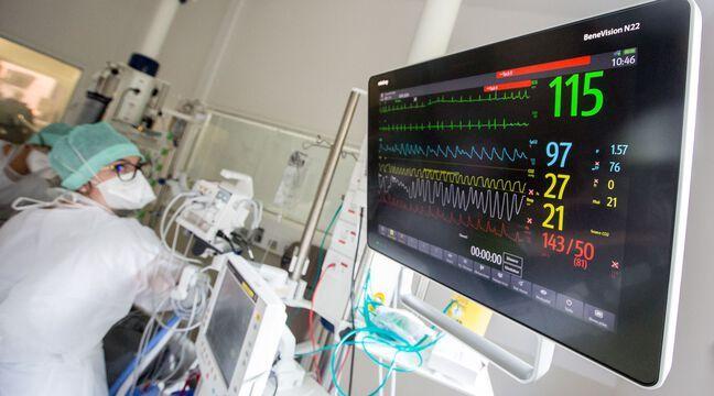 Caen : Une application pour évaluer la douleur des patients en réanimation testée au CHU - 20 Minutes