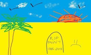 MS Paint a été lancé en 1985 dans la version 1.0 de Windows.