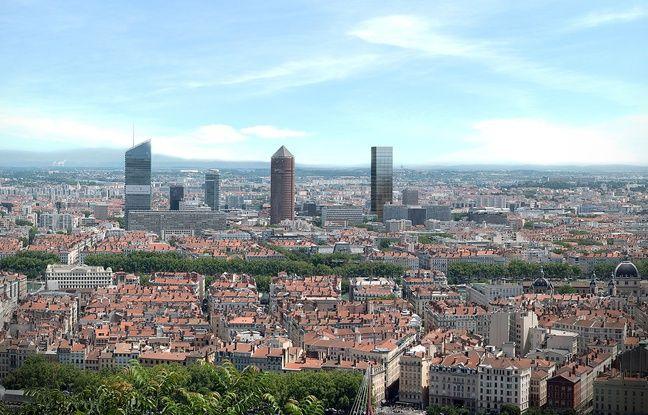 Lyon: Un nouveau gratte-ciel en projet à la Part-Dieu