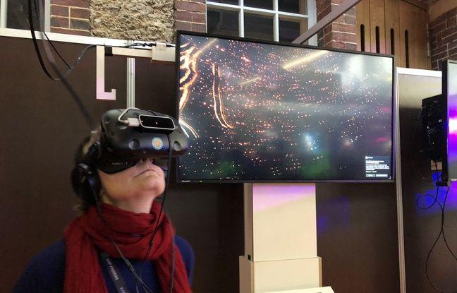 Avec Arte Trips, Arte 360 VR immerge le spectateur aux coeur de certaines oeuvres d'art.