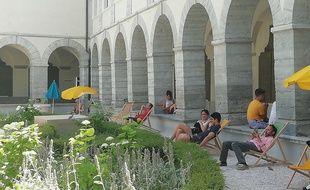 Le Grand Hôtel-Dieu de Lyon organisera quatre séances de cinéma en plein air au cours de l'été.