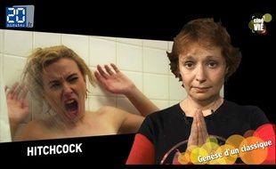 Caroline Vié, critique ciné de 20 Minutes, décrypte «Hitchcock».