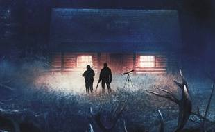 La couverture du tome 2 de la bande dessinée «Melvile».