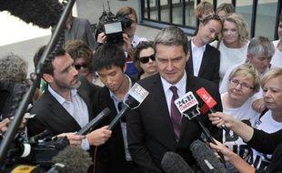 La Haute cour australienne a annulé jeudi des mariages homosexuels célébrés dans la capitale du pays, Canberra, soulignant que c'était au Parlement d'autoriser de telles unions, actuellement interdites au niveau fédéral.