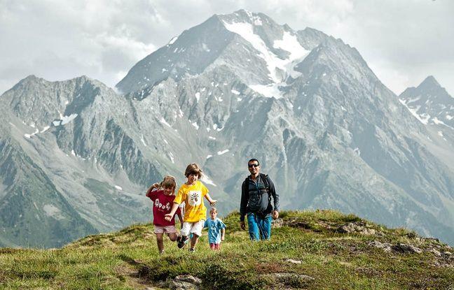 En famille, en couple ou en solo, les Alpes de Stubai restent un ravissement pour les yeux.