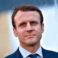 E. Macron